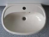 KERAMAG Mango Handwaschbecken Waschbecken 50 x 36 cm Natura