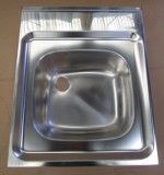 BLANCO sink stainless steel 50x60 cm
