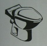 IDEAL STANDARD Esprit Stand-WC MANHATTAN GRAU Abgang zur Wand