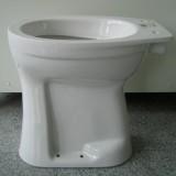 KERAMAG Vitalis erhöhtes Behinderten-WC Abfluss Boden AO 46 cm Weiss