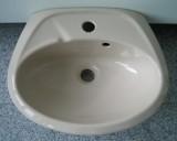 NOVO-BOCH Handwaschbecken BAHAMABEIGE 46x36 cm