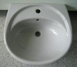 NOVO-BOCH Handwaschbecken MANHATTANGRAU 50x46 cm