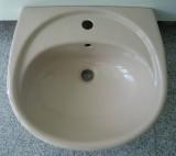 NOVO-BOCH Handwaschbecken BAHAMABEIGE 50x46 cm