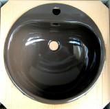 TEKA KW3 Einbauwaschbecken Einbau-Waschbecken Balibraun 46,5 cm