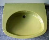 Ideal Standard Waschtisch Waschbecken 71 x 57 cm MOOSGRÜN