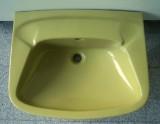 Keravit Waschbecken Waschtisch 65,5 x 51 cm MOOSGRÜN