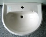 IDEAL STANDARD Laguna Waschbecken 55x46 cm Waschtisch PERGAMON