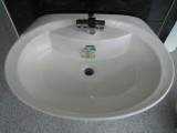 POZZI GINORI Design Waschbecken Waschtisch 73x52 cm Weiss