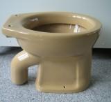 SPHINX Stand-WC Abfluss Abgang Boden WC BRAUN CAMEL CARAMEL