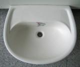 KERAMAG Renova Nr. 1 Waschbecken Waschtisch EDELWEISS 55 x 44 cm