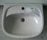 Keramag Delta Fondo Handwaschbecken 50 x 42 cm Manhattan Grau