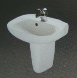 IDEAL STANDARD Inga Handwaschbecken PERGAMON 50 x 38 cm