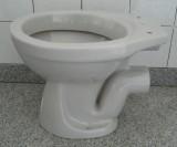 IDEAL STANDARD Stand-WC Tiefspüler MANHATTAN GRAU