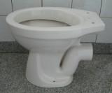 IDEAL STANDARD Stand-WC Tiefspüler WEISS