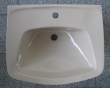 NOVO-BOCH Waschbecken Waschtisch BAHAMABEIGE 60x50 cm