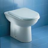 CERAMICA DOLOMITE Clodia Stand-WC WEISS